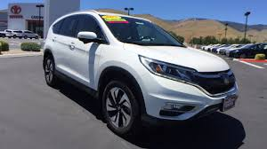 used one owner 2015 honda cr v touring carson city nv campagni