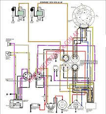 1967 johnson 40 wiring diagram johnson outboard wiring diagram
