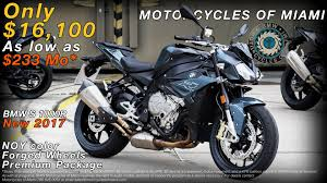 bmw payment 2017 bmw s 1000 r motorcycles in miami fl