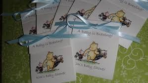 winnie the pooh baby shower favors winnie the pooh baby shower favors ideas archives baby shower diy