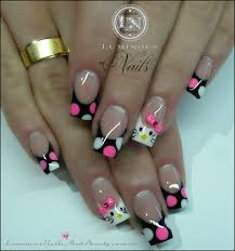 hello kitty acrylic nails u2013 slybury com