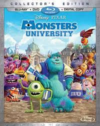amazon monsters university blu ray dvd digital copy