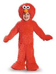 Big Bird Halloween Costumes Sesame Street Costumes Big Bird Elmo Costumes