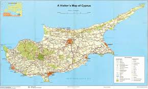 Europe Map Cities by List Of Cities Towns And Villages In Cyprus Wikipedia Northern