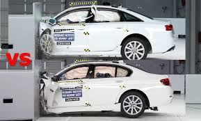 audi a6 2013 vs 2014 crash test 2016 audi a6 vs bmw 5 series