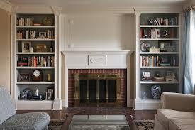 Ceiling To Floor Bookshelves Bookcases Kevin Lein Carpentry