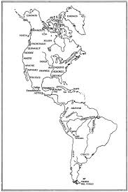 map of and south america black and white fustianed map of south america and america