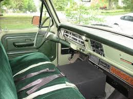 Ford F150 Truck Interior - 71vaf100 1971 ford f150 regular cab specs photos modification
