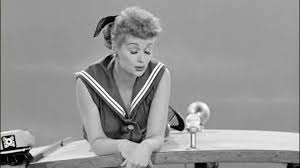 i love lucy s6ep08 desert island video dailymotion