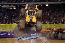 maximum destruction monster truck videos monster trucks hit uae this weekend video motoring middle east