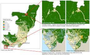 Gabon Map Gse Fm Redd Redd Services Info