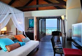 star lux maldives resort and various things it offers bedroom