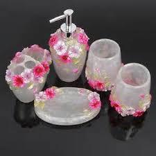 Red Rose Bathroom Accessories Popular Rose Bath Accessories Buy Cheap Rose Bath Accessories Lots