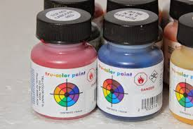 barcoola tru color paints a replacement for acuflex modelflex paints
