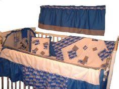 Detroit Tigers Crib Bedding Crib Nursery Bedding Set Made W Detroit Lions Fabric Nursery