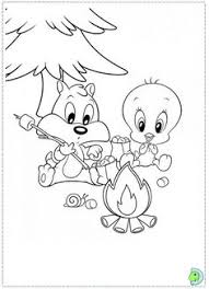 coloring baby looney tunes coloring pages 49 movie
