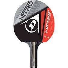 quality table tennis bats dunlop nitro power table tennis bat