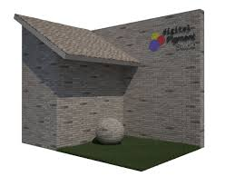 Exterior Wall Design Exterior Design Exciting Acme Brick Colors With Green Grass For