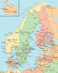 map northern europe scandinavia the 25 best sweden map ideas on stockholm visit