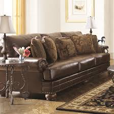 ashley leather sofa set ashley commando sofa review home the honoroak