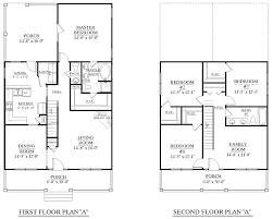 four square floor plan 4 square house plans foursquare modernized bedroom 1500 feet sears