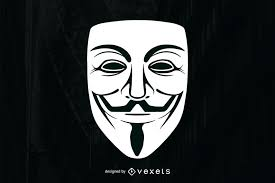anonymous mask anonymous mask vector