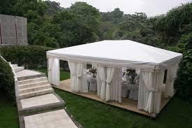 Tent Building by Manuel Antonio Villa Rental Casa Fantastica Family Vacation Home