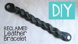 leather bracelet styles images Diy magic mystery braid leather bracelet tutorial jpg