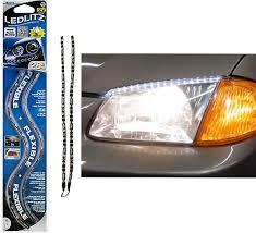 alpena flex led lights installation alpena 28 led litz strip white altrex