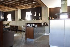 cuisine moderne ouverte sur salon agréable salon salle a manger cuisine ouverte 9 cuisine moderne