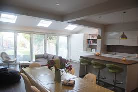extensions kitchen ideas kitchen extension ideas for semi detached houses search