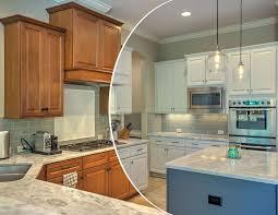 kitchen cabinets color change cabinet color change n hance of gainesville