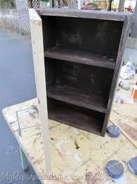 small wall cupboard