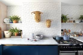 pictures of kitchen backsplashes inexpensive u0026 timeless kitchen backsplash ideas apartment therapy