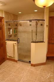 walk in shower bathroom remodel west chester oh large shower in master bathroom