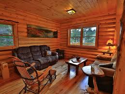 Adirondack Rustic Interiors Adirondack Log Home With Riverfront Homeaway Wilmington