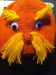 dr seuss hat template free knitting patterns galore the lorax dr seuss hat