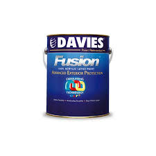 davies fusion latex paint by davies cw home depot