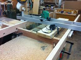 Wood Router Forum by Slab Leveling Router Sled Canadian Woodworking And Home