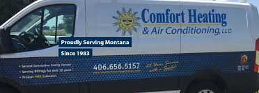 Custom Comfort Heating And Air Hvac Equipment Billings Mt Comfort Heating And Air Conditioning