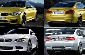 Bmw M3 Old Model - new bmw m4 vs old bmw m3 which one do you prefer youtube
