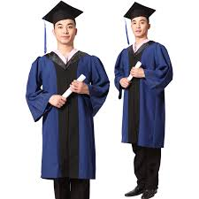 bachelor cap doctoral degree gown for graduates