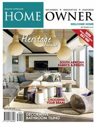 Home Design Magazines South Africa Media Spotlight Kitchens