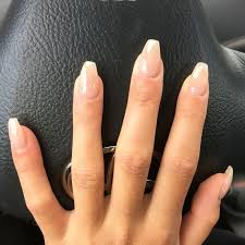 ultra clear coffin nails nail art pinterest coffin nails
