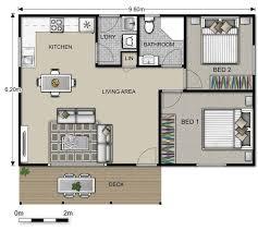Granny Flat Floor Plans 1 Bedroom 25 Best 1 Bedroom Flat Ideas On Pinterest Flat House Design