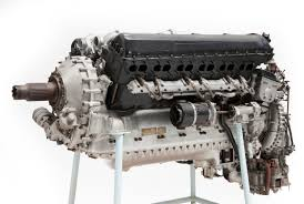 aero engine rolls royce ltd merlin 46 v 12 inline supermarine