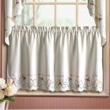 Kitchen Curtains Modern Modern Kitchen Curtains Styles Kitchentoday