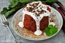 valentine u0027s day red velvet mugcake