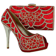 wedding shoes and bags aliexpress buy matching shoes and bags for wedding heel