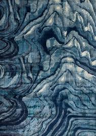 Modern Contemporary Rug Loloi Rugs Dremdm 13inbb Dreamscape Indigo Blue Modern